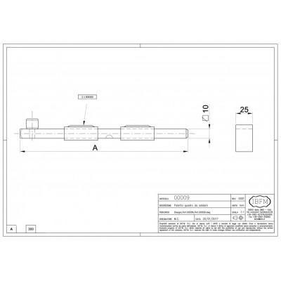 Catenaccio 300mm IBFM 009300