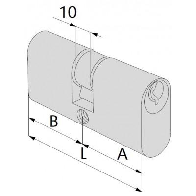 Cilindro Ovale Cisa
