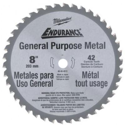 Lama Circolare per Metalli...